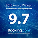 Bookings.com Award
